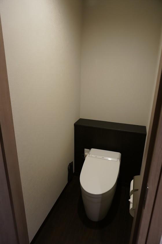 リーベルホテル アット ユニバーサル・スタジオ・ジャパン トイレ