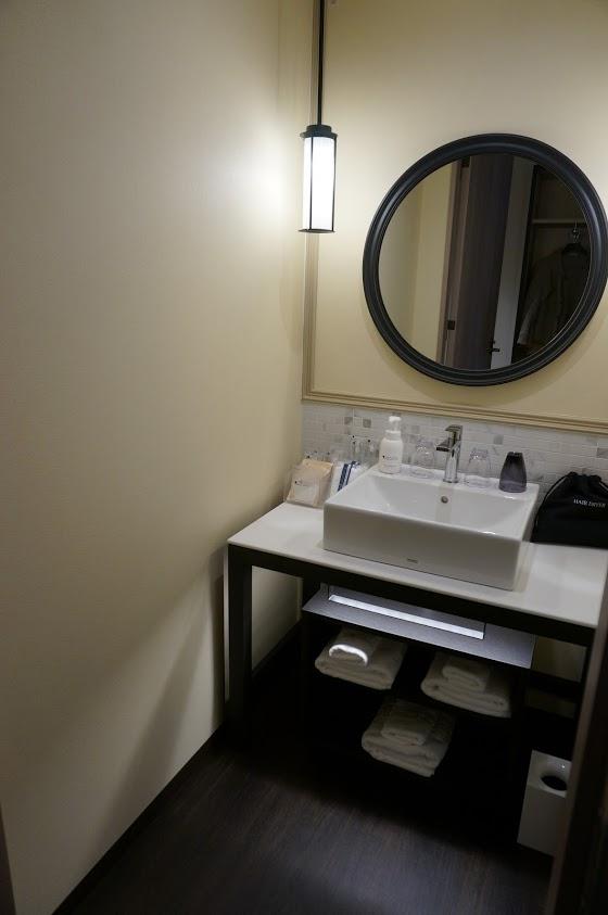 リーベルホテル アット ユニバーサル・スタジオ・ジャパンバスルーム