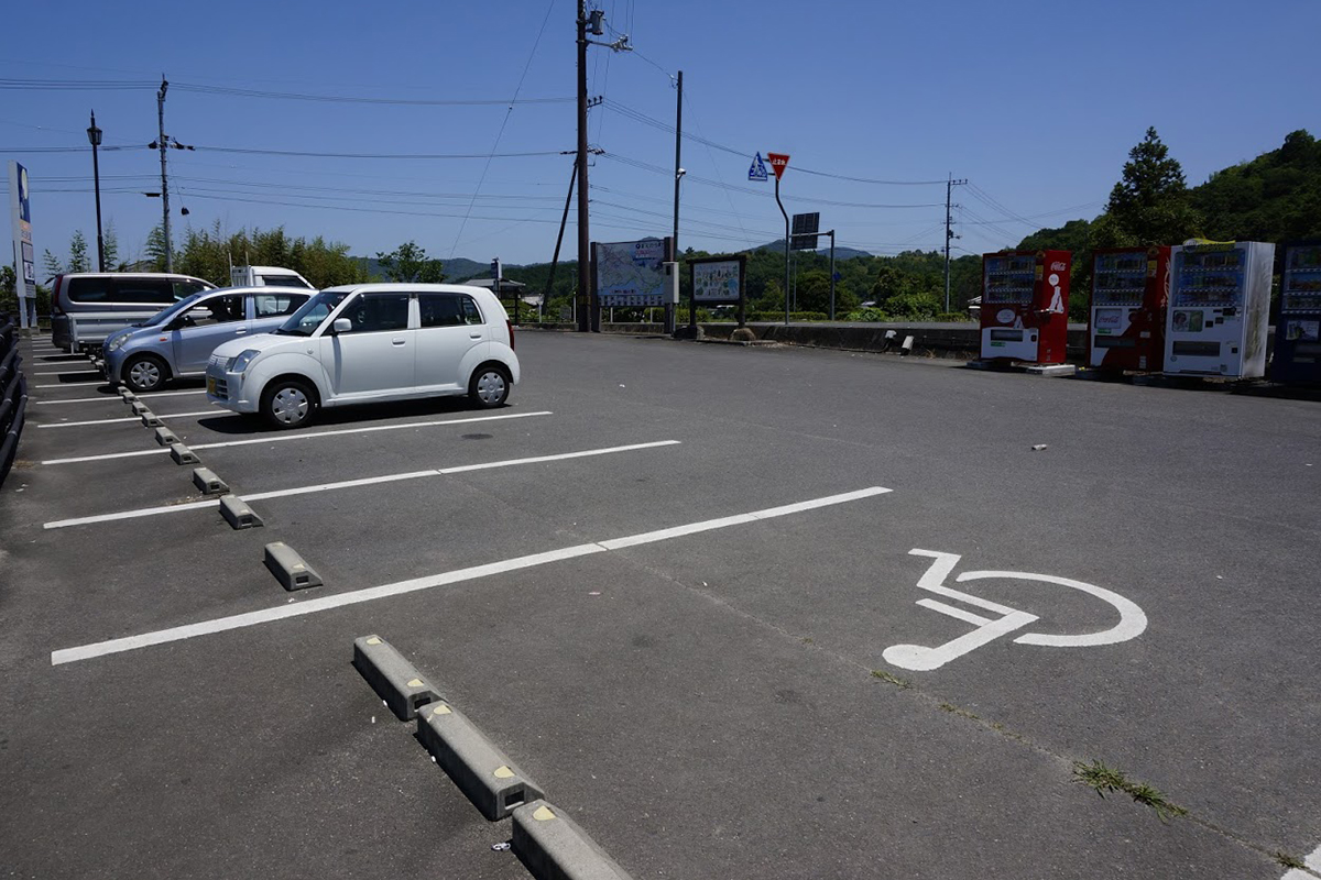 ほたる見公園駐車場