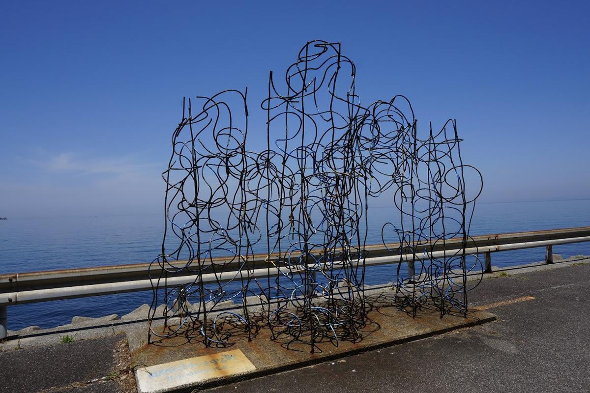 うずしおロマンチック海道彫刻公園