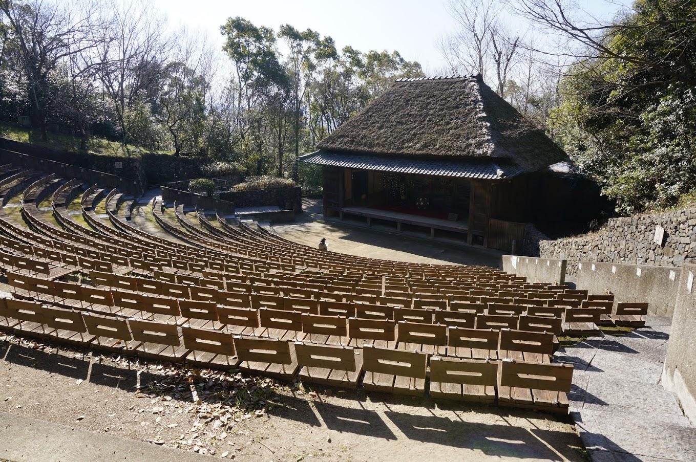 四国村農村歌舞伎舞台