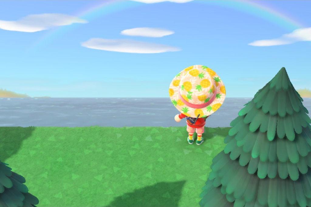 あつ森 虹