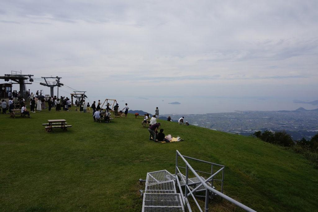 雲辺寺山頂公園 スノーパーク雲辺寺