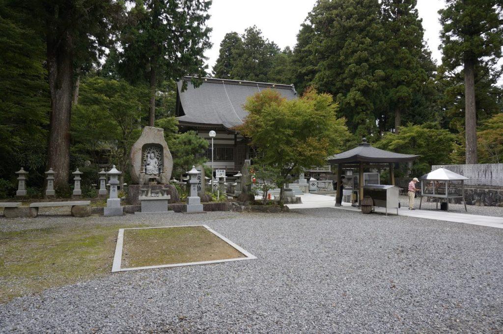 巨鼇山雲辺寺 大師堂