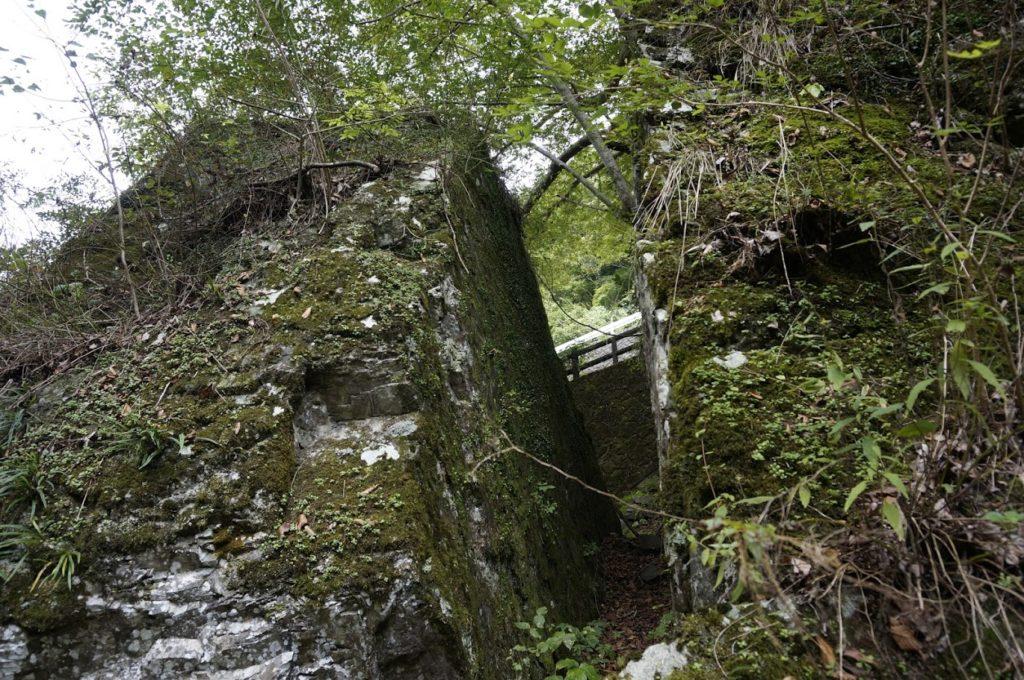 美霞洞八景 夫婦岩