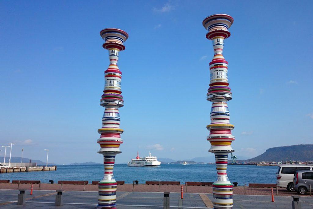 高松港 Liminal Air core