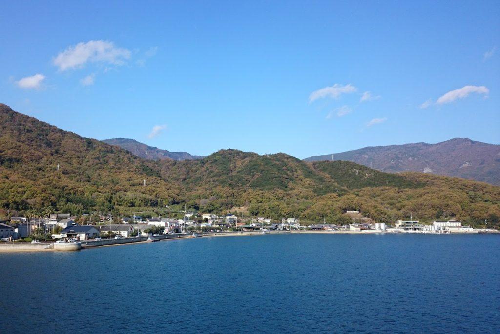 小豆島草壁港