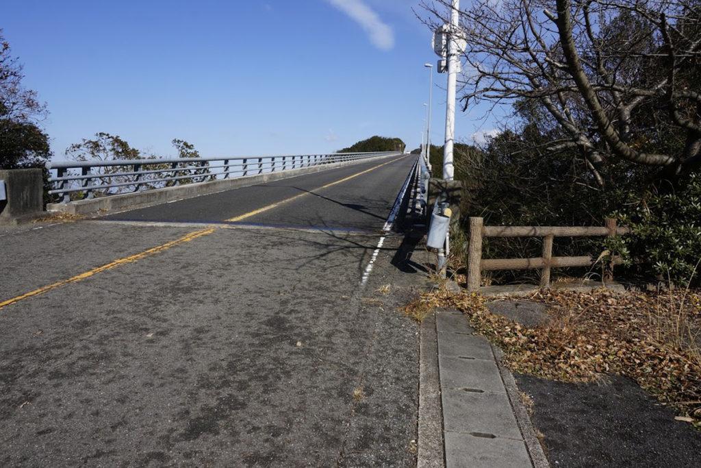 四方見展望台_鳴門スカイライン四方見橋の南東