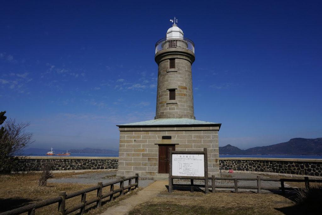 男木島灯台