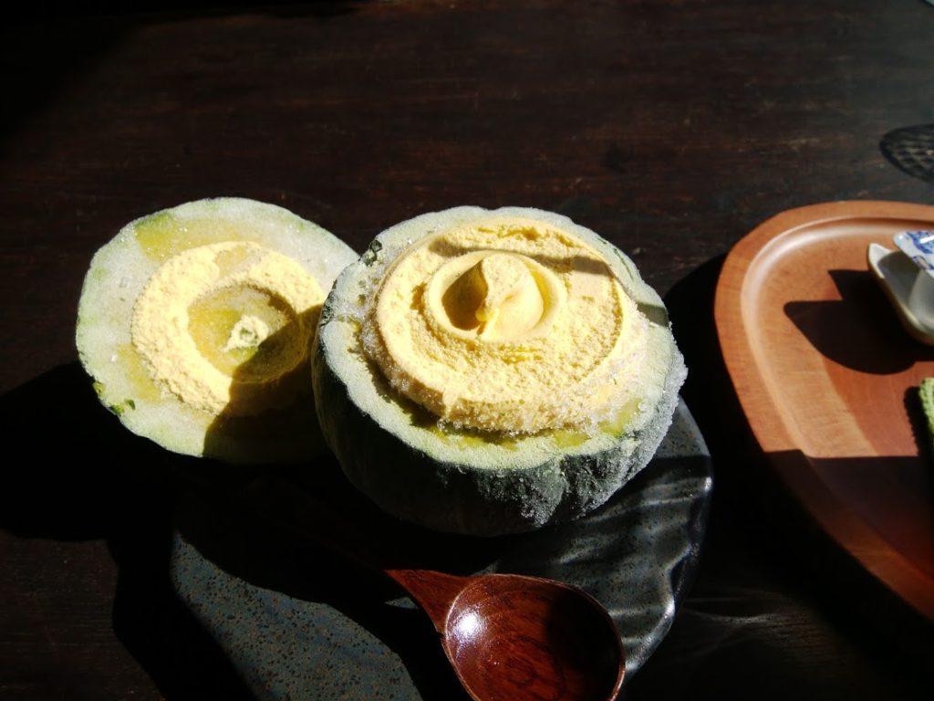 島のゲストハウスとカフェ ogijimaゆくるパンプキンさん