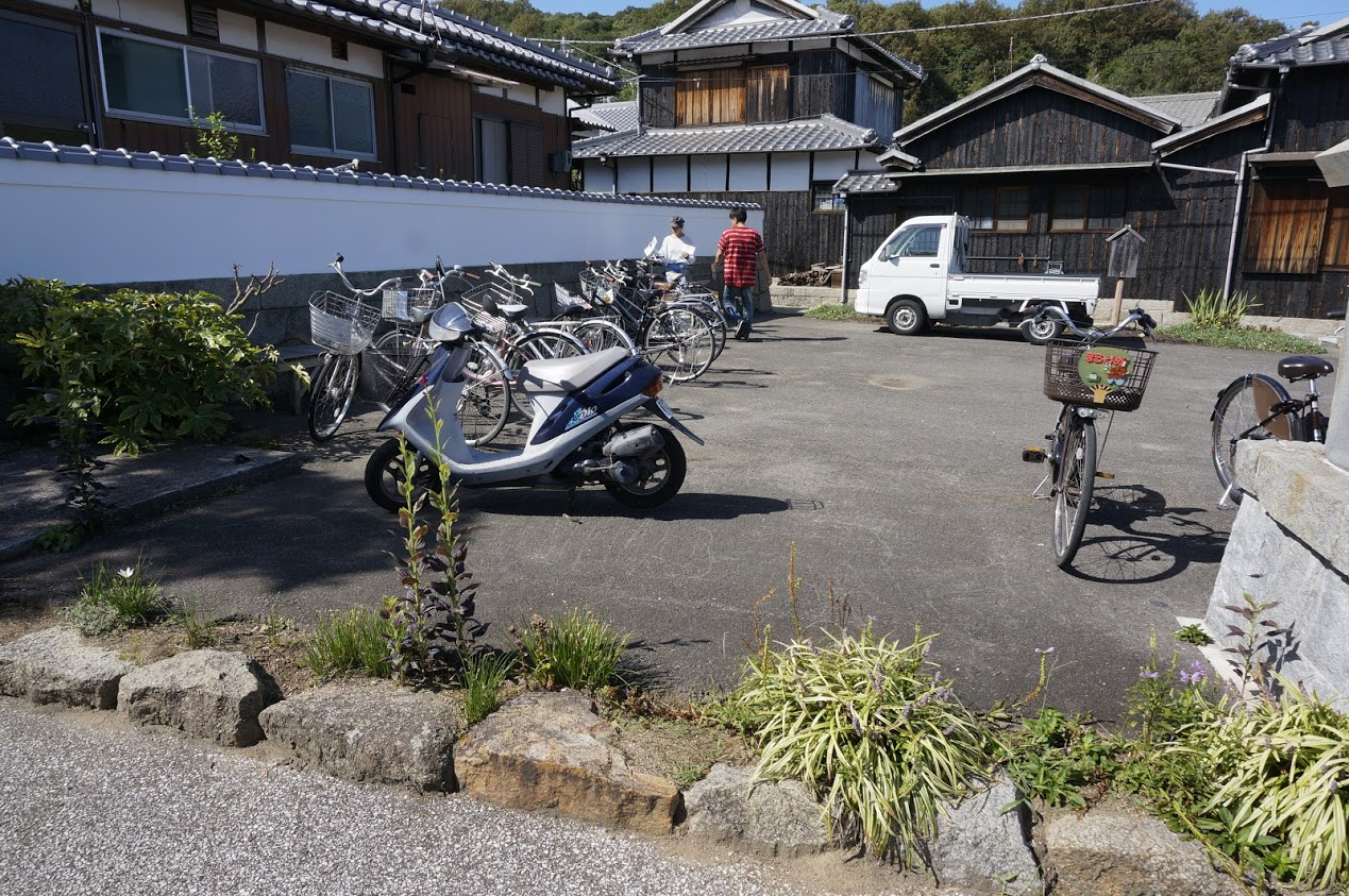 笠島重要伝統的建造物群保存地区