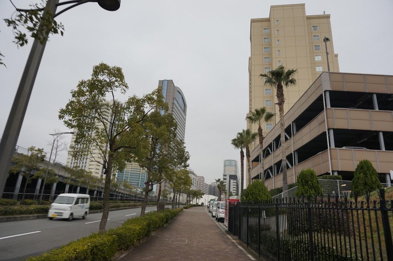 リーベルホテル アット ユニバーサル・スタジオ・ジャパン からUSJへ