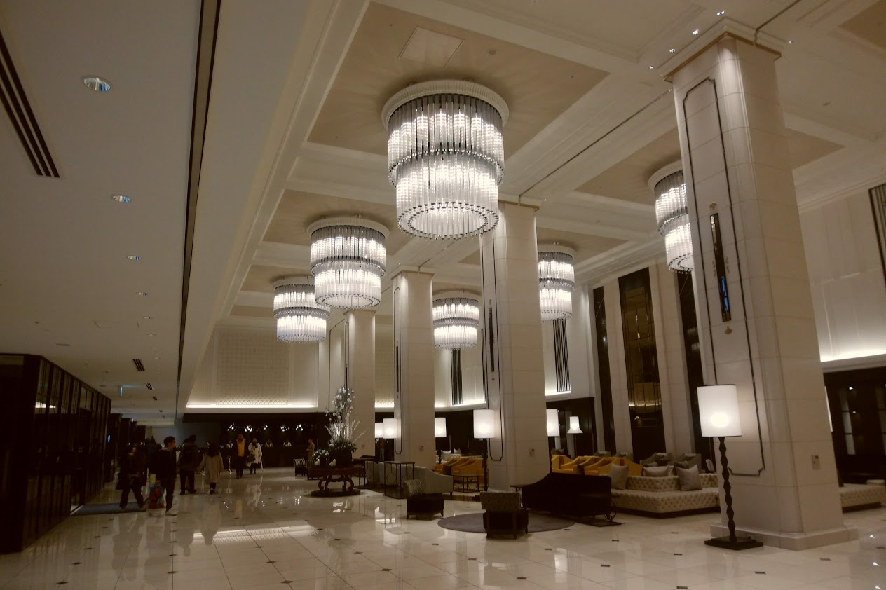 リーベルホテル アット ユニバーサル・スタジオ・ジャパン のフロント