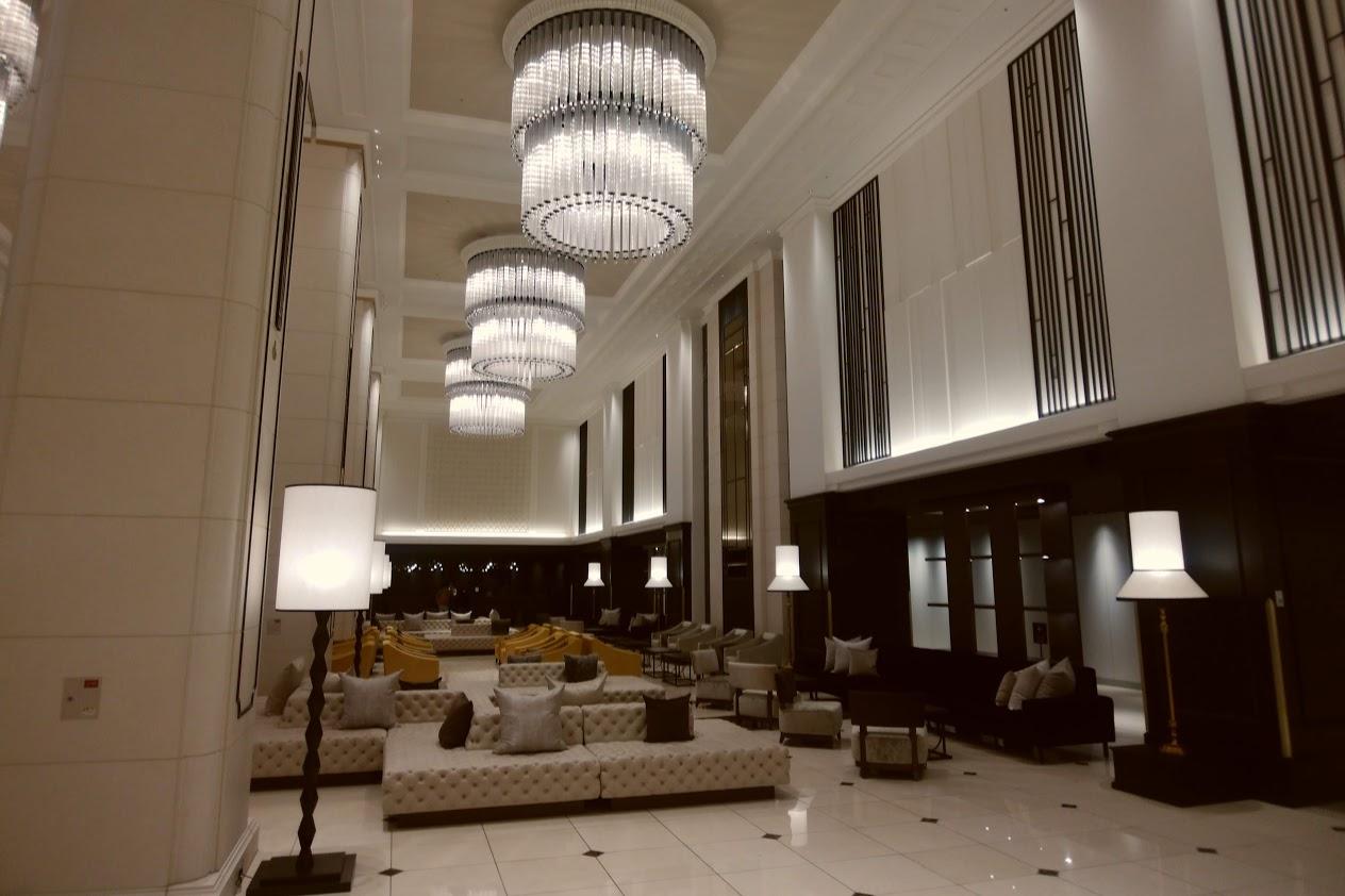 リーベルホテル アット ユニバーサル・スタジオ・ジャパンのフロント