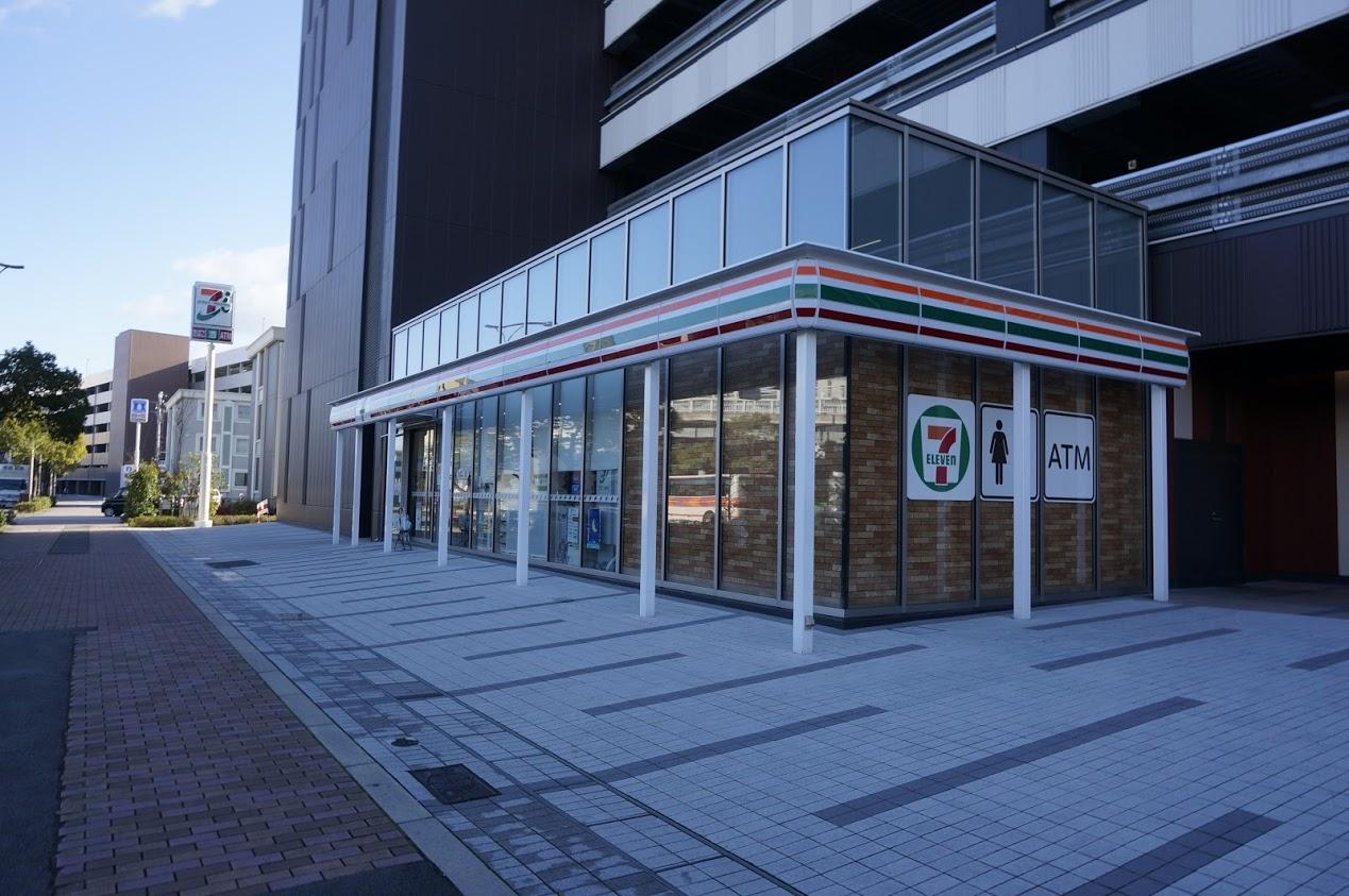 リーベルホテル アット ユニバーサル・スタジオ・ジャパン付近のコンビニ