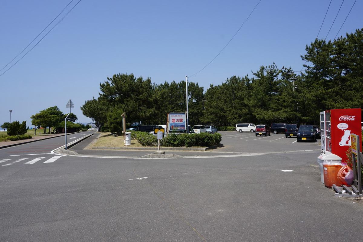 一の宮公園駐車場