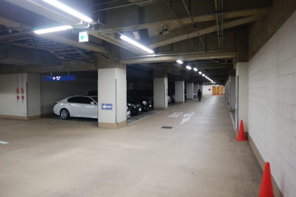 JRクレメント高松の駐車場