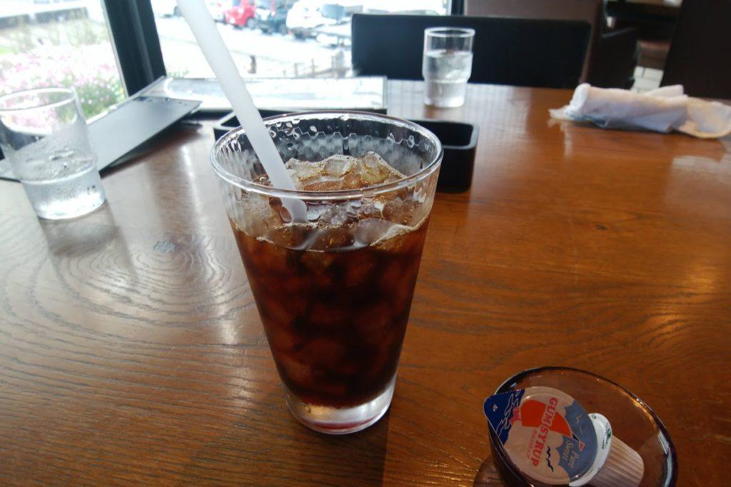 仏生山の森アイスコーヒー