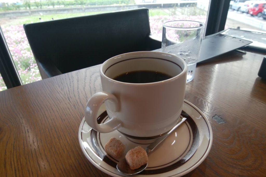 仏生山の森コーヒー