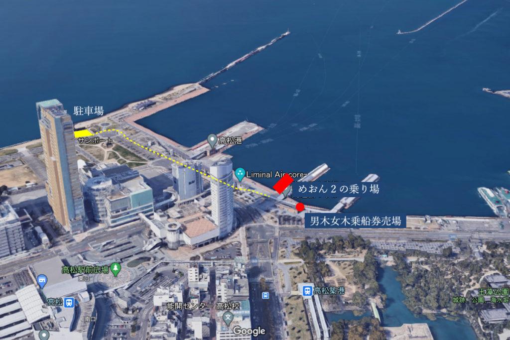 男木島への行き方
