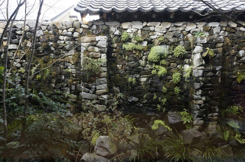 天水分あめのみくまり豊稔庭