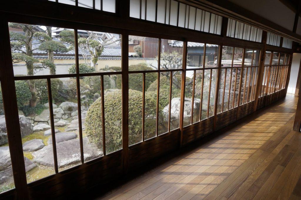 天水分あめのみくまり日本庭園大野原