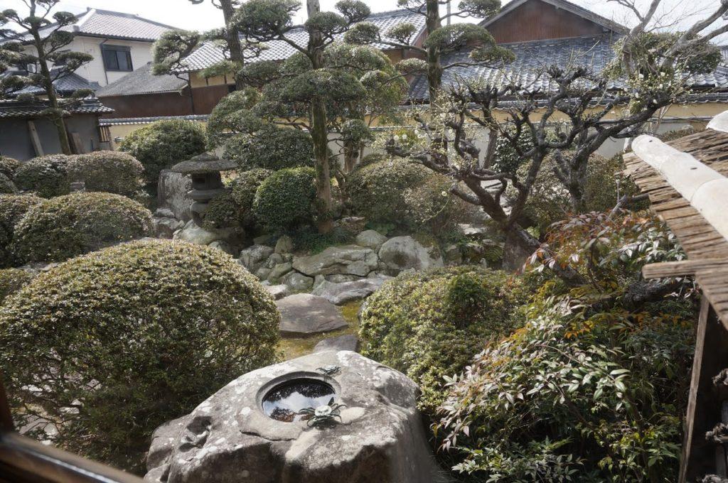 天水分あまのみくまり日本庭園大野原