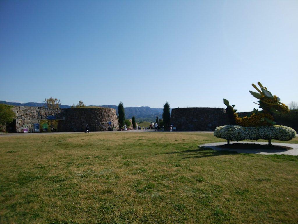 まんのう公園緑と石のヴィスタ