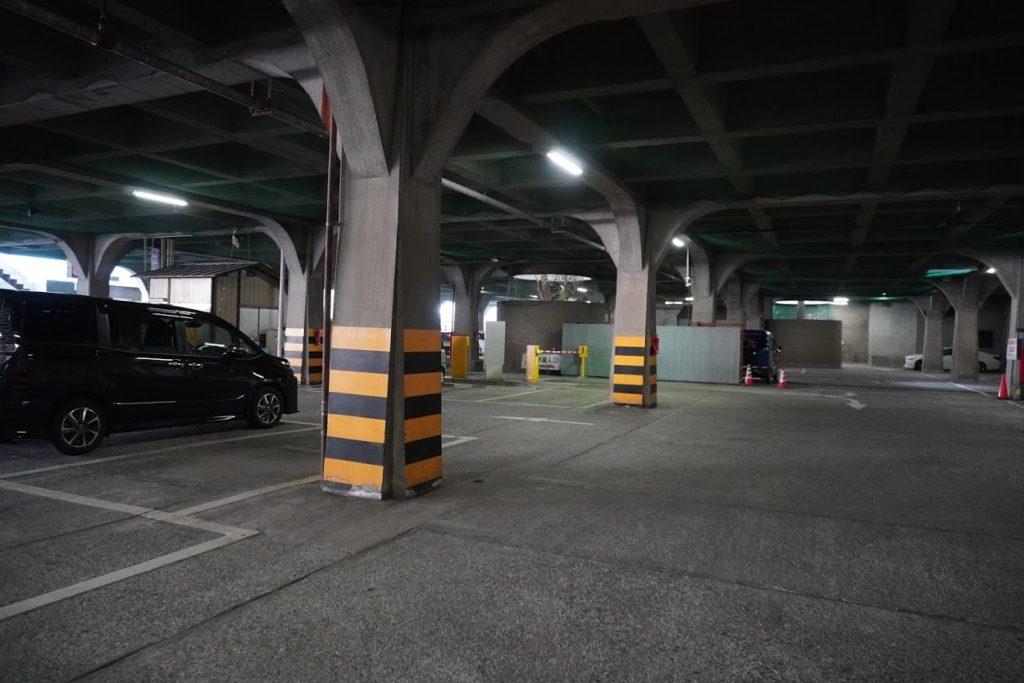 坂出市営京町駐車場