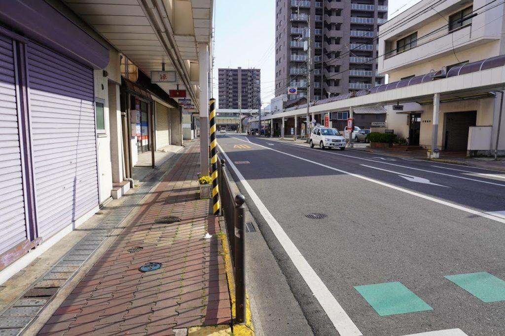 坂出駅前通り