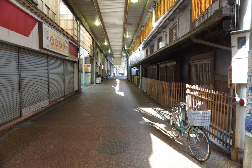 坂出元町名店街