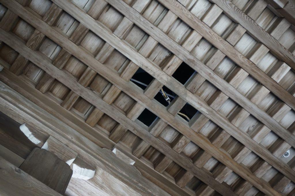 法然寺文珠楼の梵鐘