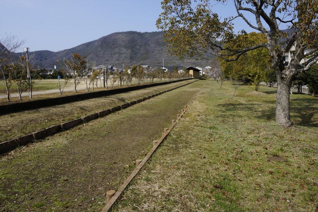 特別史跡讃岐国分寺跡史跡公園
