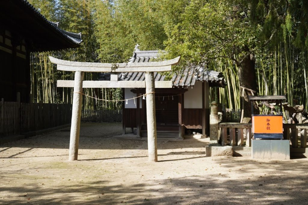 讃岐国分寺 春日神社