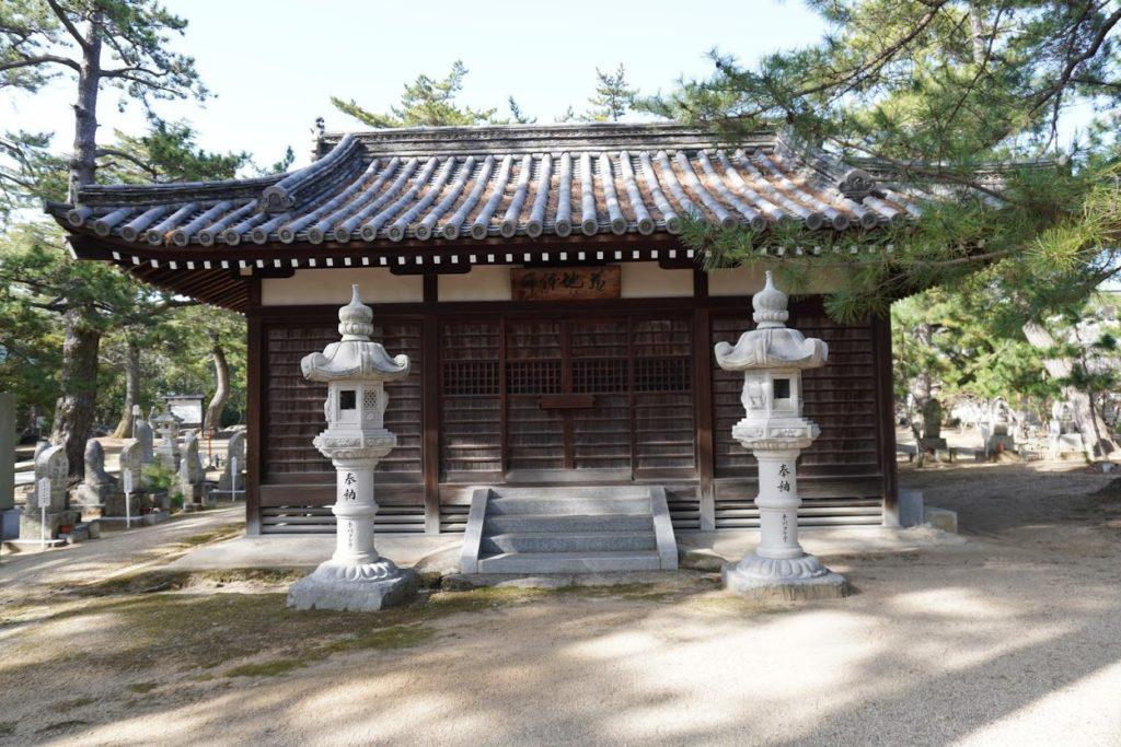 讃岐国分寺 千体地蔵堂