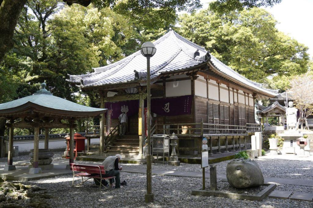 最御崎寺大師堂