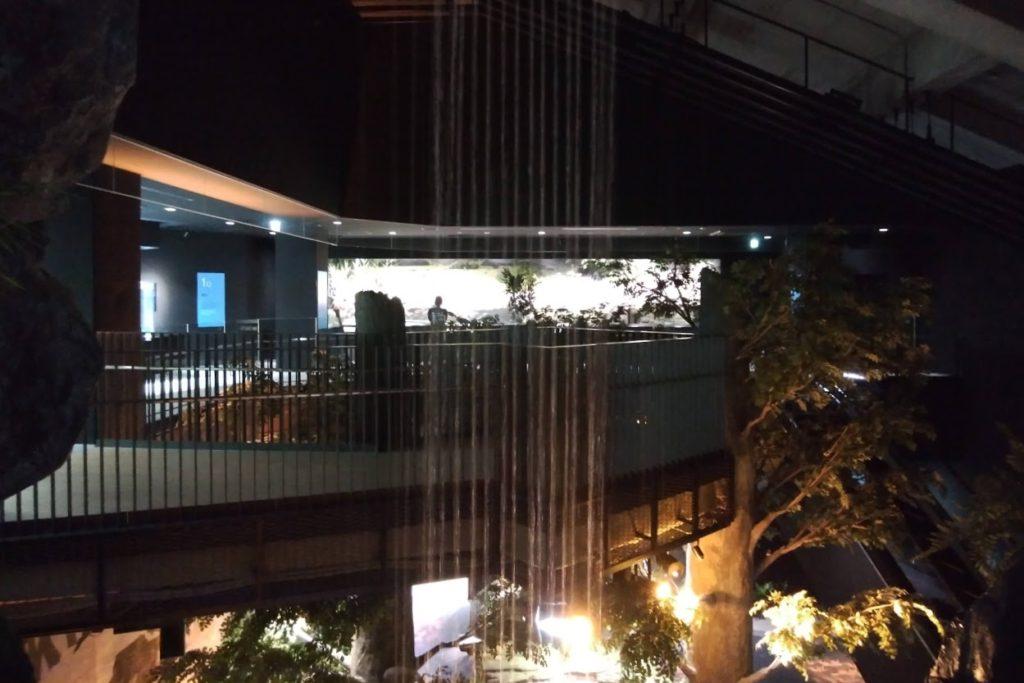 足摺海洋館SATOUMI 2階フロア