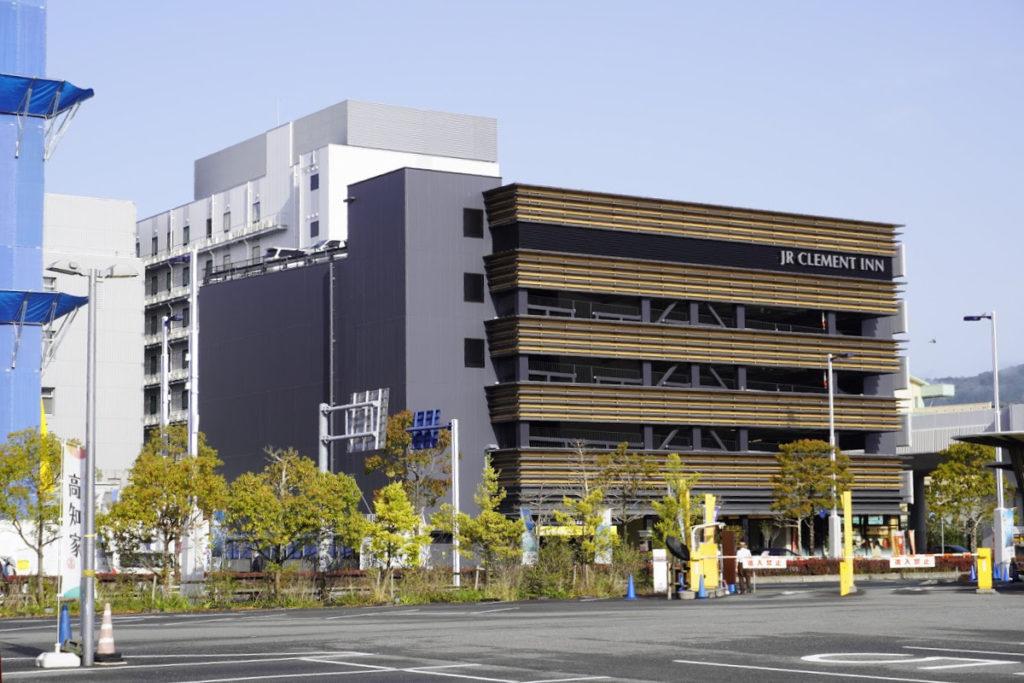 高知駅前 JRクレメントイン