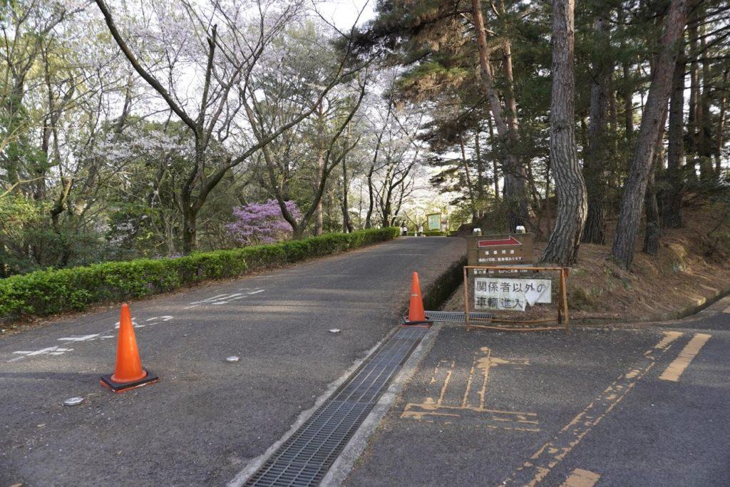 公渕森林公園芝生広場まで約500m