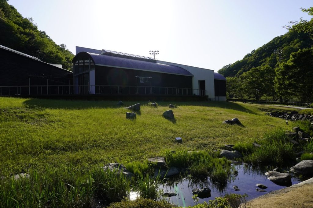 塩江ホタルと文化の里公園 Fantasia‐ん アキホタタ