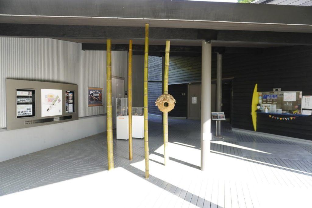 塩江美術館 大島よしふみ Swing展 バードハウス