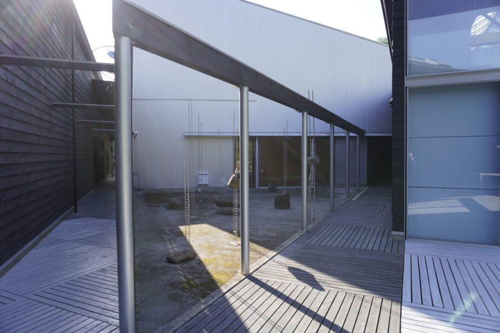 塩江美術館 MANDARA 大島よしふみ