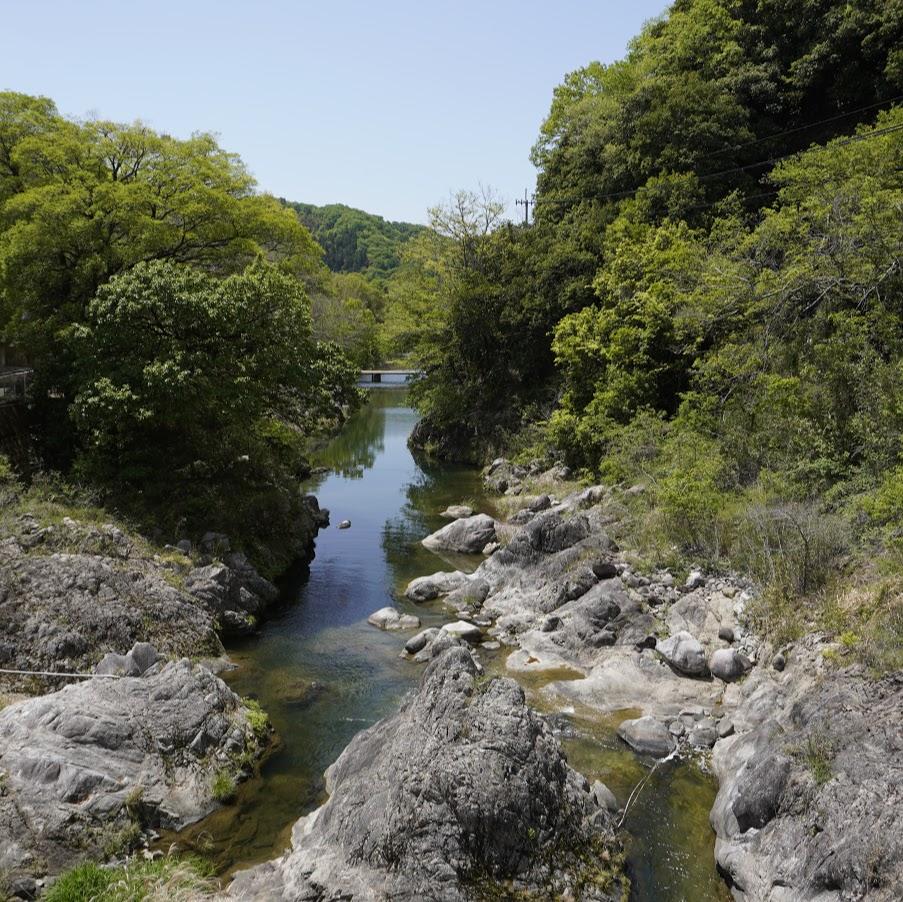 安田川の石舟を探して
