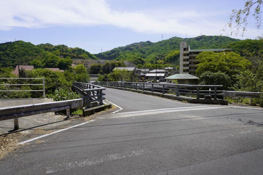 塩江中村新橋