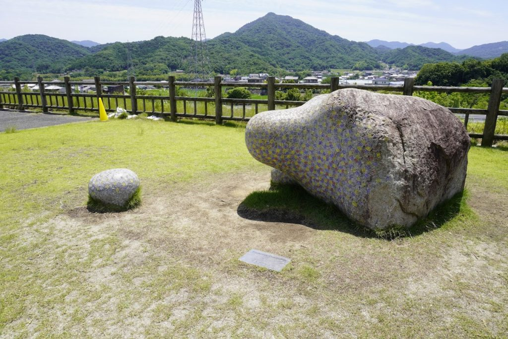 とらまる公園の彫刻 Fantasia・Poseidon アキホ・タタ