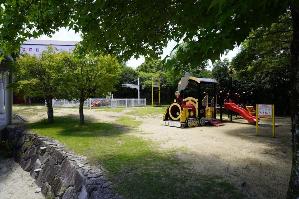 とらまる公園 屋外遊具