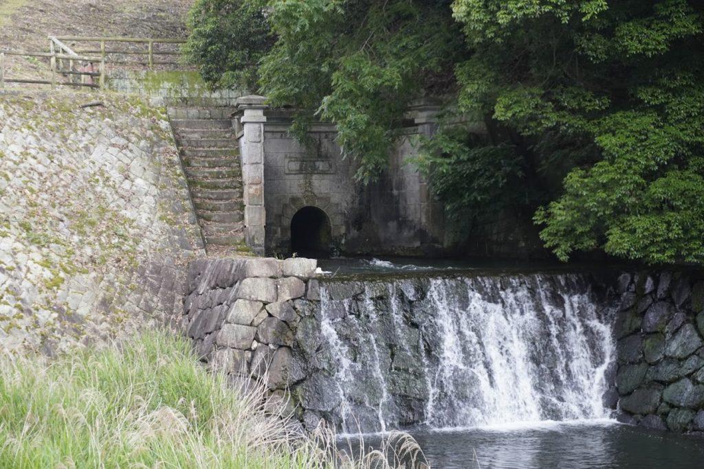 満濃池樋門