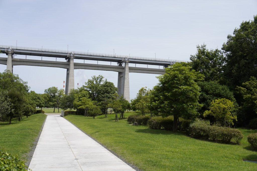 瀬戸大橋の橋脚