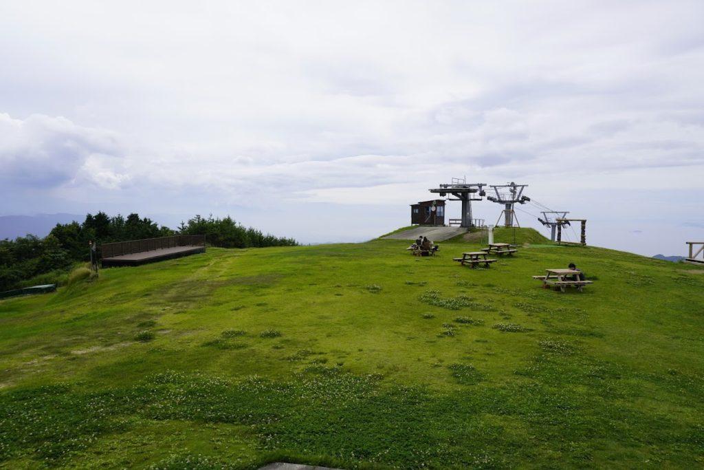 雲辺寺山頂公園