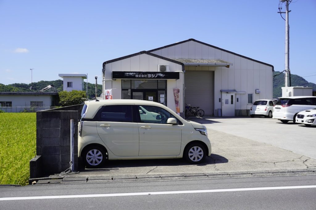 MACOU'S BAGELマコーズベーグル直売所の外観